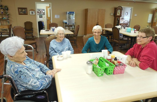 NUrsing Home week 15 007